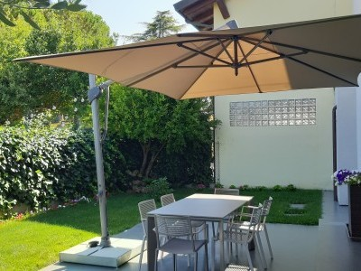 Glatz Sombrano S+ ombrellone a palo decentrato 300x300