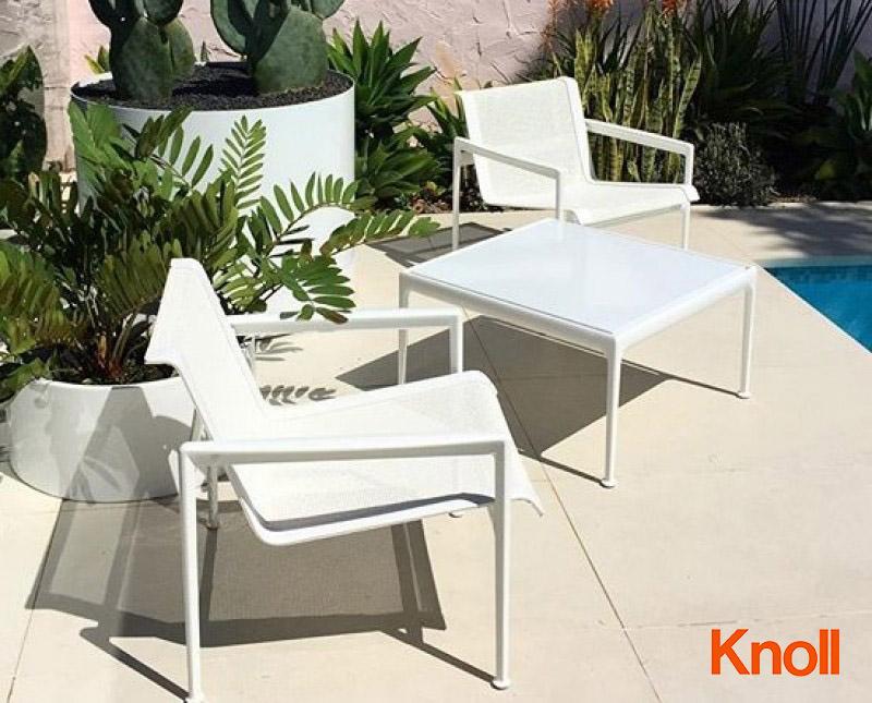 KNOLL Schultz lounge chair collezione 1966 ®